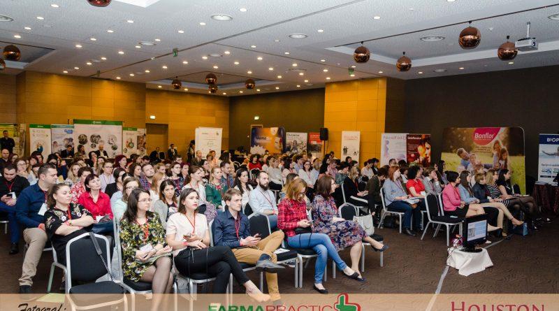 Ediția 64 a simpozionului regional Farma Practic, un eveniment sub  sloganul săptămânii mondiale a imunizării: Să protejăm împreună! Poiana Brașov, 13-14 aprilie 2018