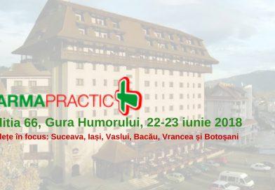 Ediția 66 Farma Practic va avea loc între 22-23 iunie la Gura Humorului!