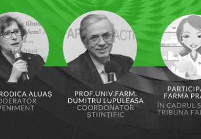 Ultima ediție din 2018 Farma Practic reunește farmaciștii și asistenții de farmacie din județele Arad, Timișoara, Caraș-Severin, Hunedoara și Mehedinți