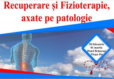 Recuperare si fizioterapie axate pe patologie
